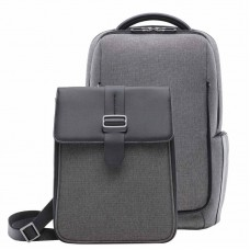 Рюкзак 2 в 1 Xiaomi Fashion Commuter Backpack Grey (ZJB4118CN)