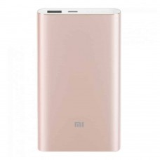 Xiaomi mi power bank 10000mAh pro type-c PLM03ZM (rose gold)