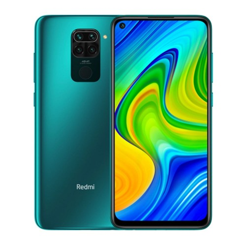 Смартфон Redmi Note 9 Pro 6/128GB Tropical Green в Сочи