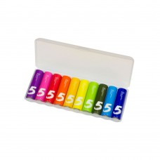 Батарейки алкалиновые ZMI ZI7 Rainbow AAA batteries (10 шт.), CN