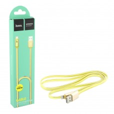 USB кабель Lighting Hoco Premium UPL12 Gold